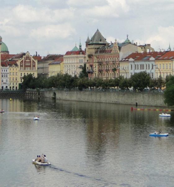 Praga, uma cidade de encantos!