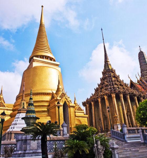 Bangkok, uma cidade de contrastes