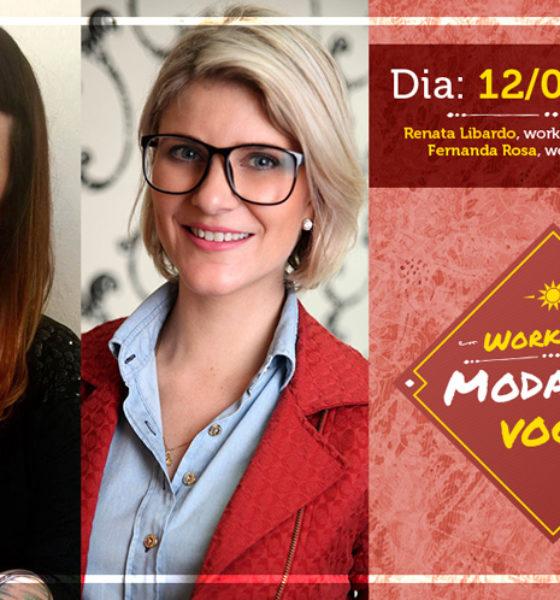 Convite – Workshop Moda Para Você