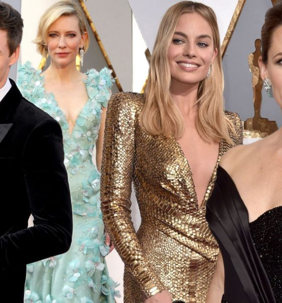 Red Carpet – Oscar 2016