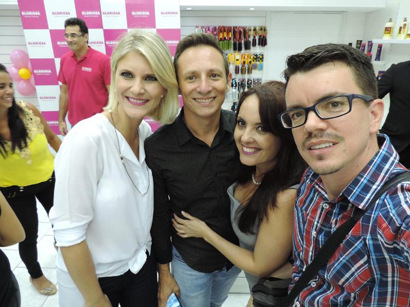 {Com o blogger Jaime Batista}