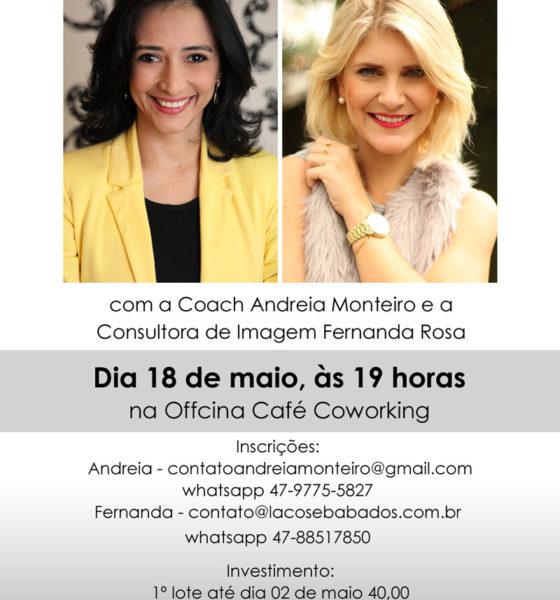 Workshop Coaching e Imagem – 2ª edição
