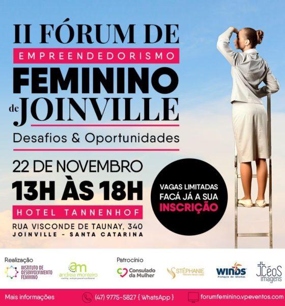 II Fórum de Empreendedorismo Feminino