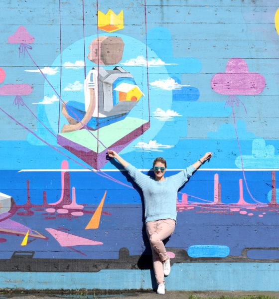 Meu Look – Grafite a céu aberto