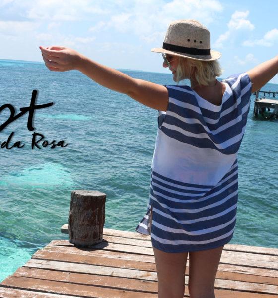 #TBT – Isla Mujeres no Mar do Caribe