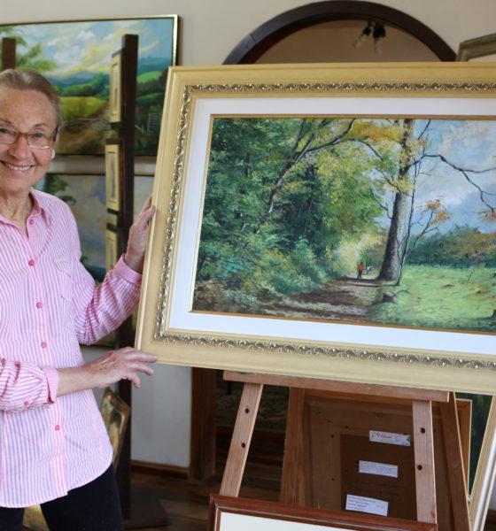 Mostra 50 Anos de Arte – Rosi Darius