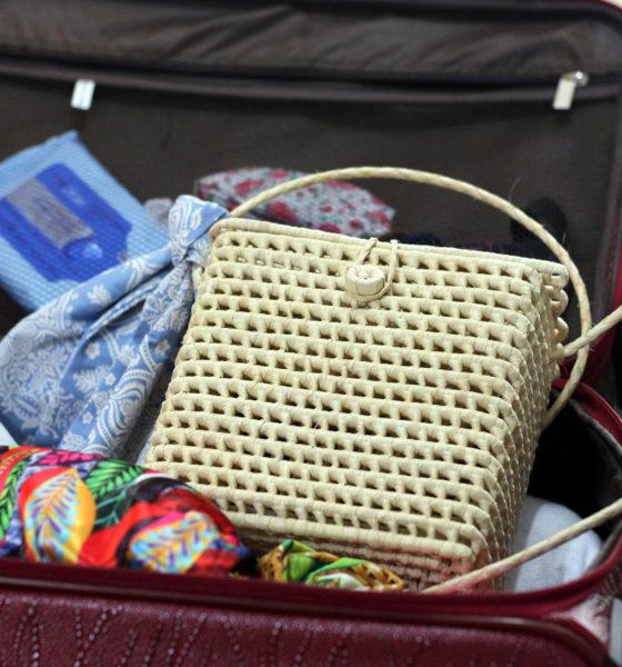 Dicas práticas para a mala de viagem