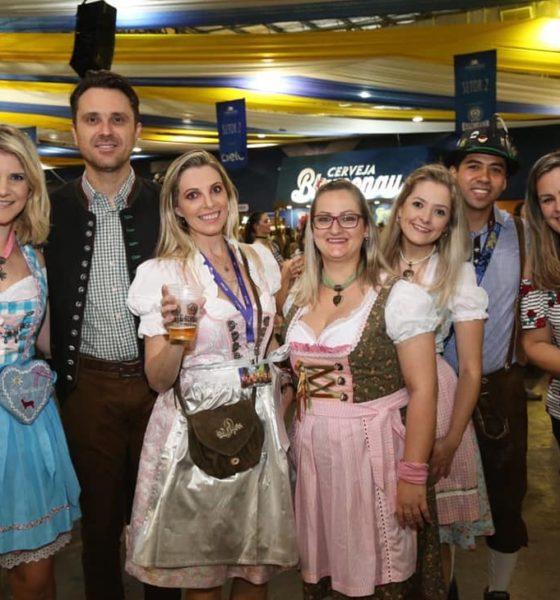 Vai começar a 36ª edição da Oktoberfest Blumenau
