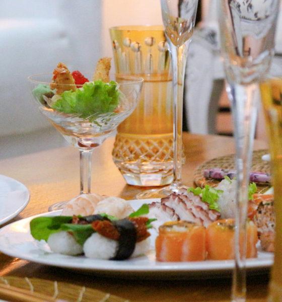Têmpura Sushi comemora 1 ano cheio de sabor!