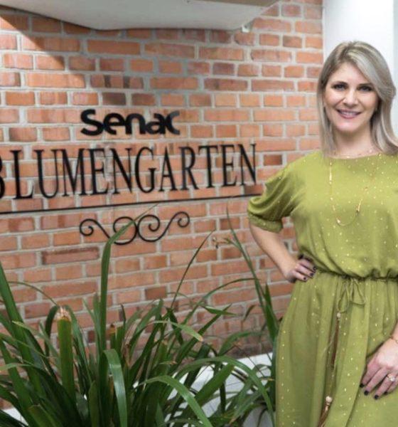 Jantar Especial no Senac Blumengarten