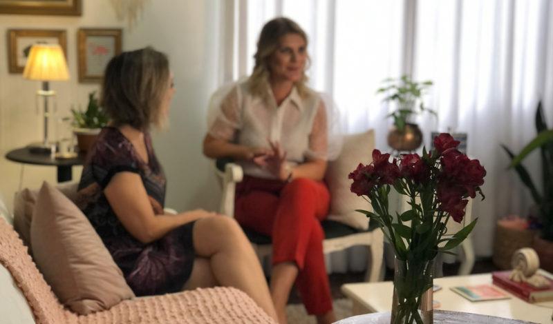 Fernanda Rosa recebe – Entrevista com Gisele Scopel