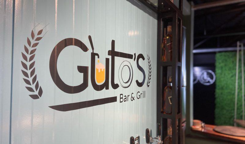 Guto's Bar & Grill – uma nova experiência em Blumenau